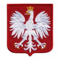 Polish coat of arm (red)