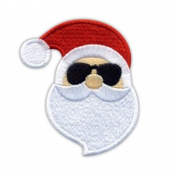 Santa - in sunglasses