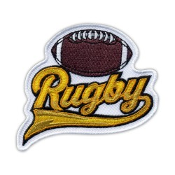 Rugby - yellow version