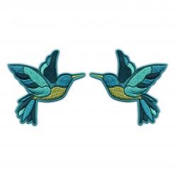 Birds - hummingbird - set