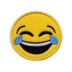Face with tears of joy - emoji