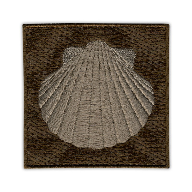 Shell - Symbol of Way of St. James - subdued