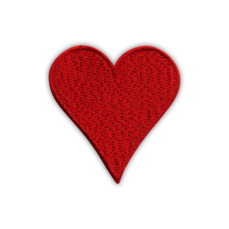 Heart - red