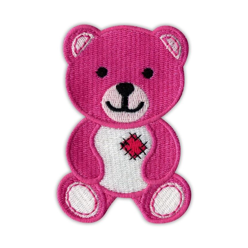Teddy Bear - pink