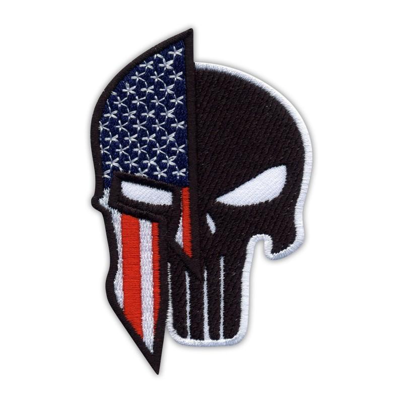 Punisher Spartan USA