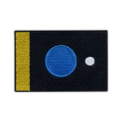 The Flag of the Earth by James W. Cadle - simple border