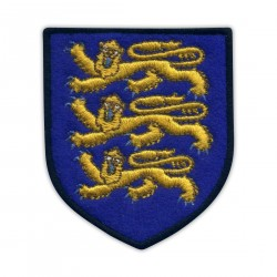 CINTRA - Coat of Arms, blue cloth and cotton threads