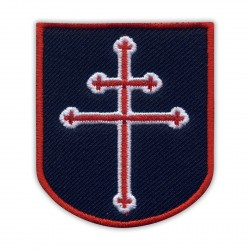Free FRANCE insignia - Cross of Lorraine