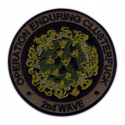 2nd WAVE - Operation Enduring Clusterfuck - subdued/olive