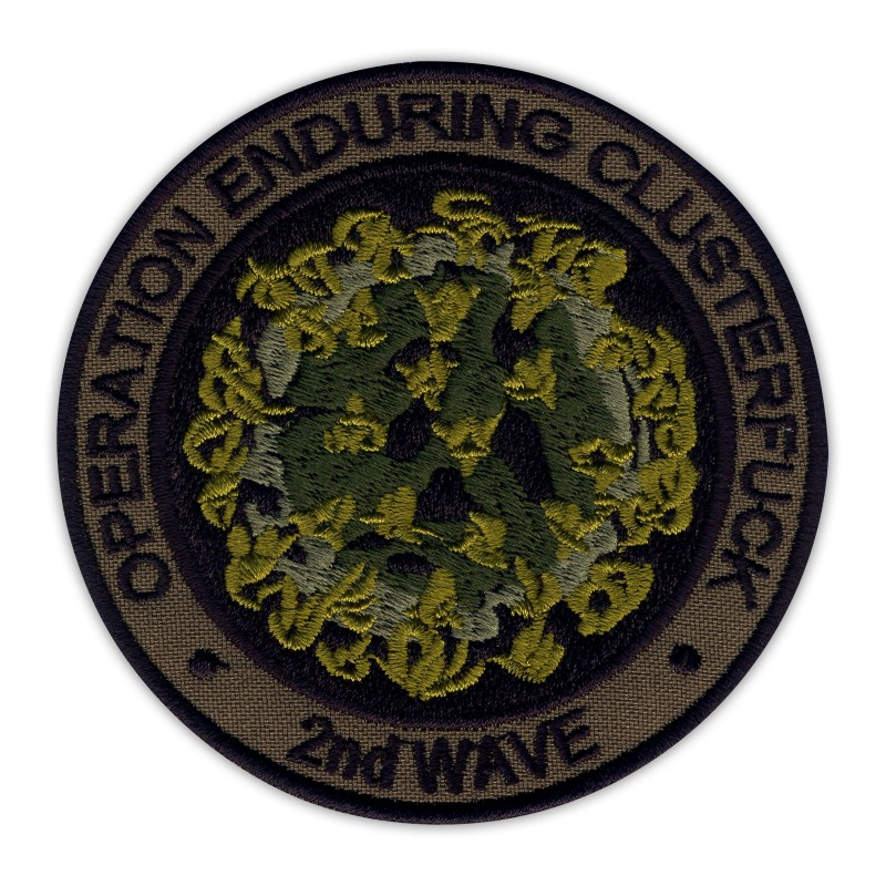 2nd WAVE - Operation Enduring Clusterfuck - subdued