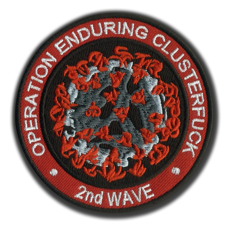 2nd WAVE - Operation Enduring Clusterfuck - red