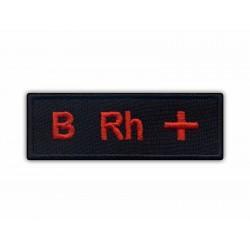 B Rh +