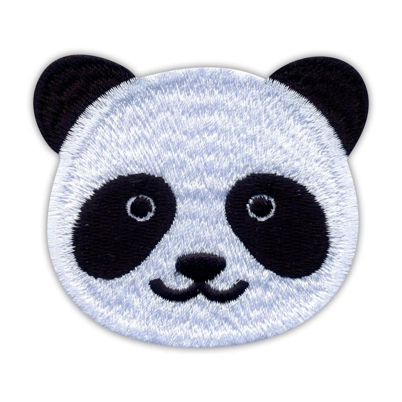 Cute Panda Head