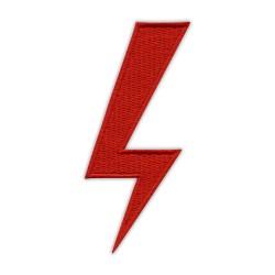 RED LIGHTNING BOLT - thunder - STRAJK KOBIET