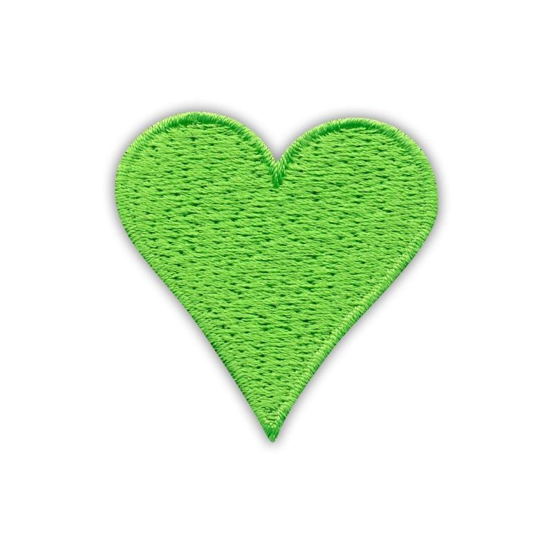 Heart - green