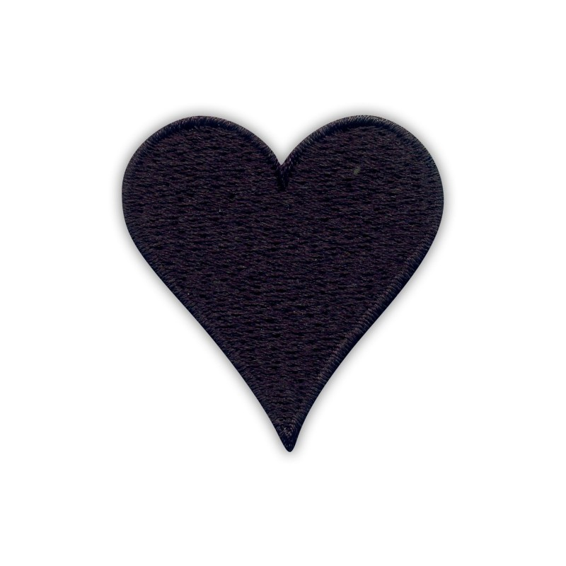 Heart - black