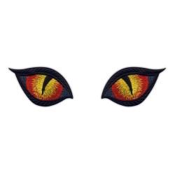 Fire DRAGON eyes
