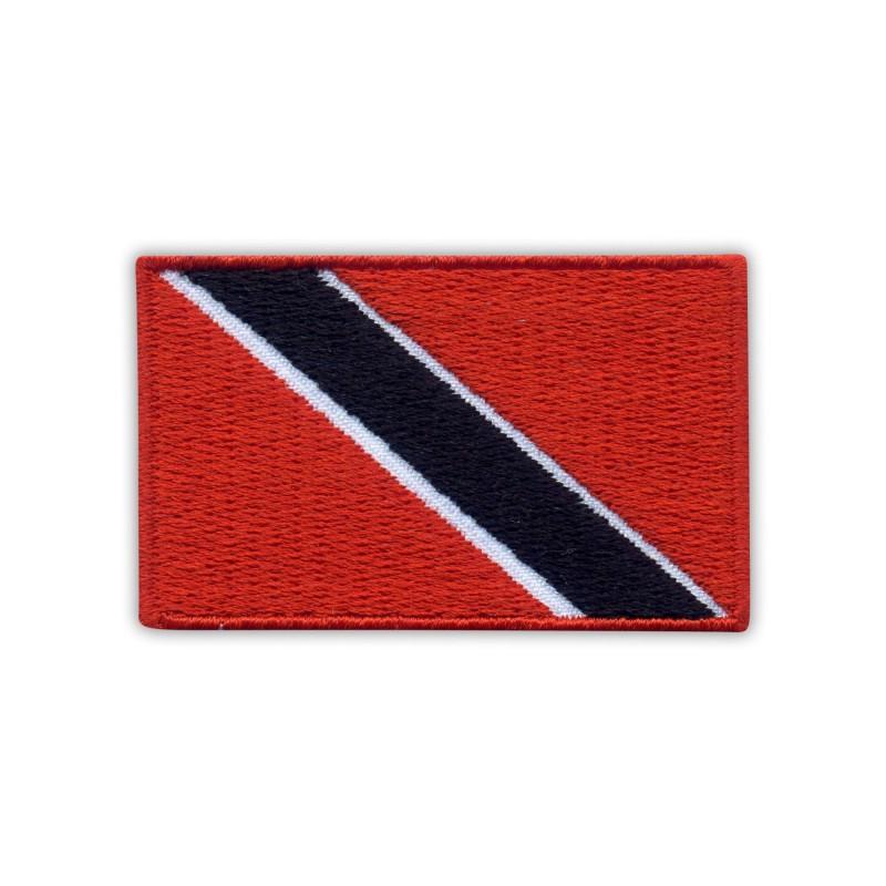 """Flag of Trinidad and Tobago - 2.2"""""""