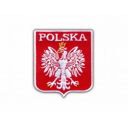 Polish coat of arm-Polska
