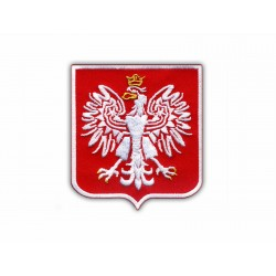 Polish coat of arms - standard