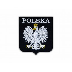 Polish coat of arms (white eagle)