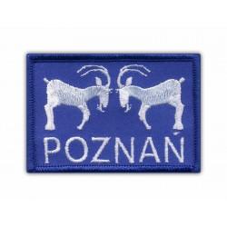 Poznan-white goats