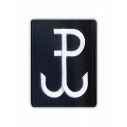Polska Walcząca - Kotwica / Fighting Poland - Anchor (black)
