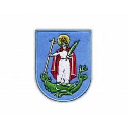 Coat of arms of the city of Nowy Sacz - old version