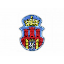 Coat of arms of the city of Krakow