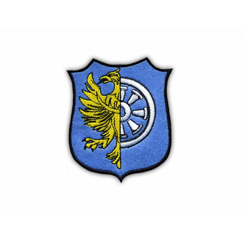 Coat of arms of the city Krapkowic
