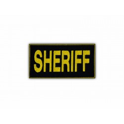 Sheriff - small