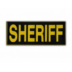 Sheriff - big