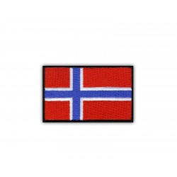 Flag of Norway-small (5.5 x 3.5 cm)