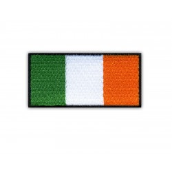 Flag of Ireland 7.2 x 3.7 cm