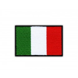 Flag of Italy-medium (5.3 cm x 3.5 cm)