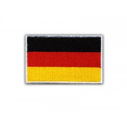 Flag of Germany (7 x 4.2 cm)