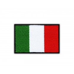 Flag of Italy-big (7 cm x 4.5 cm)