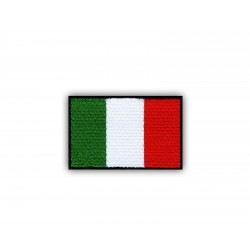 Flag of Italy - small (3.3 x 2.2 cm)