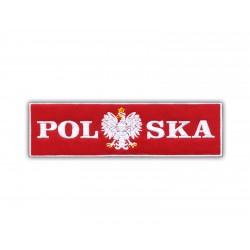 Poland + Emblem / POLSKA