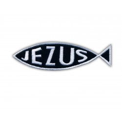 Fish with the inscription JESUS