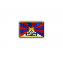 Flag of Tibet - small