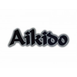 Aikido - large back patch