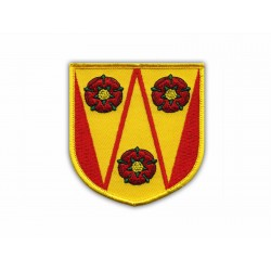 Lancashire coat of arms-shield