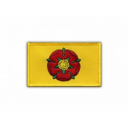 Lancashire coat of arms-flag