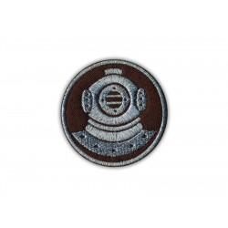 Diver (brown-silver)