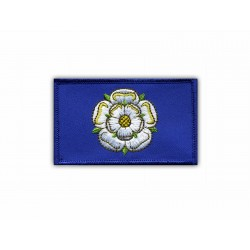 Yorkshire coat of arms-flag