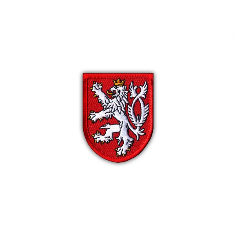 Coat of Arm of Czech Republic-small
