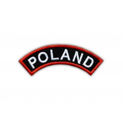 Shoulder patch POLAND