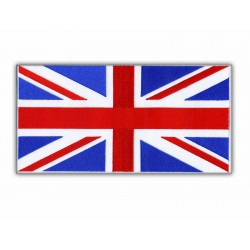 Flag of United Kingdom - large