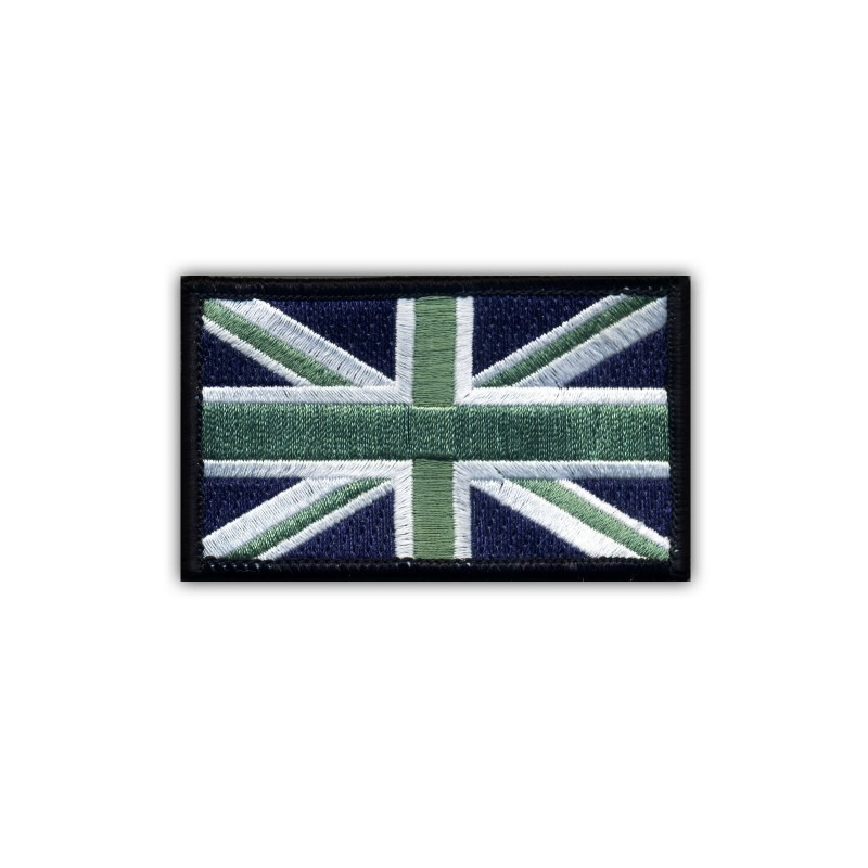 Flag of Great Britain - blue (7.5 x 4 cm)